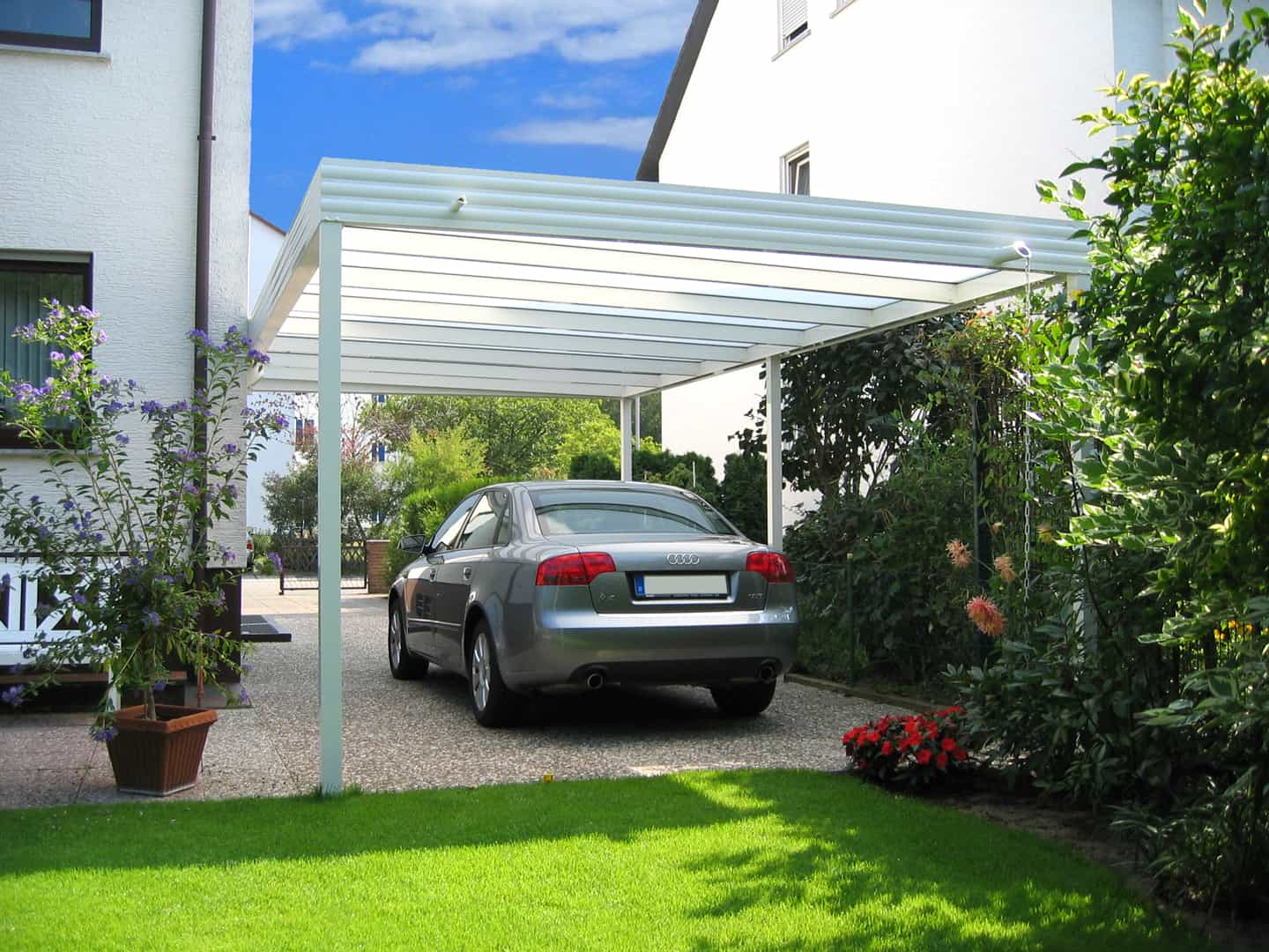 carports von metam ihr experte in darmstadt f r carports. Black Bedroom Furniture Sets. Home Design Ideas